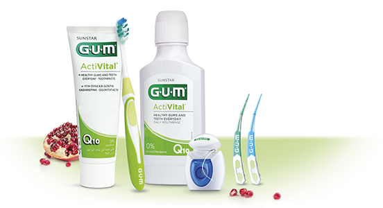 Sunstar GUM - Solution - <b>Igiene quotidiana</b>