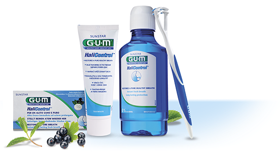 Sunstar GUM - Solution - <b>Halitosis</b>