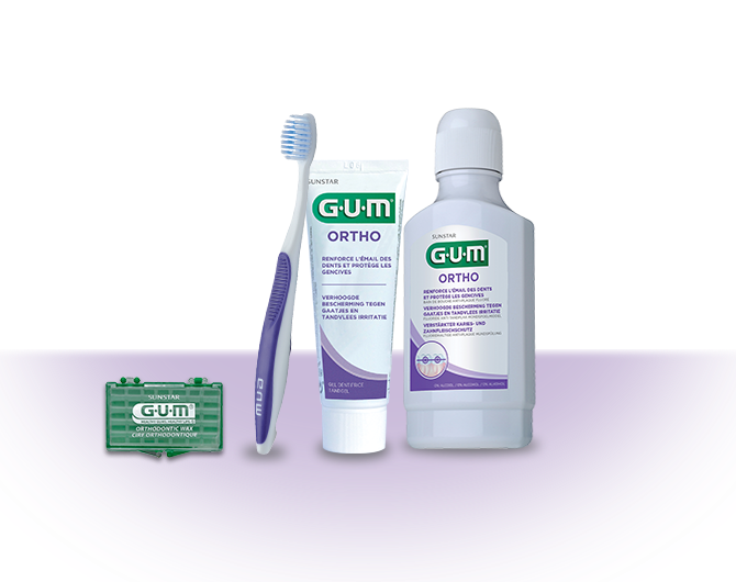 Sunstar GUM orthodontique Solution