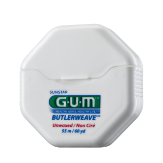 Sunstar GUM - Fil dentaire GUM Butlerweave pour vos patients