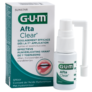Sunstar GUM - GUM® AftaClear® Spray