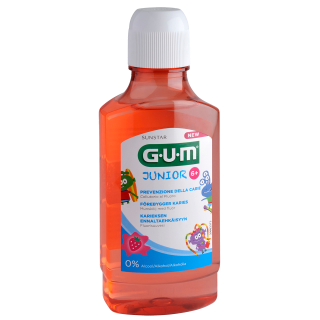 Sunstar GUM -  - GUM® Junior Munskölj 6+ år