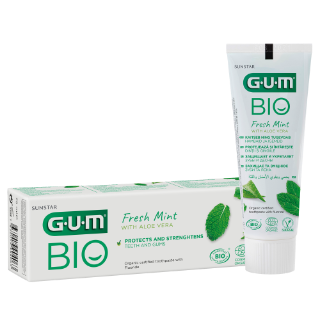 Sunstar GUM - GUM® BIO Toothpaste - Natural and organic