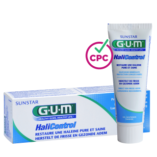 Sunstar GUM - GUM® HaliControl® Gel Tandpasta