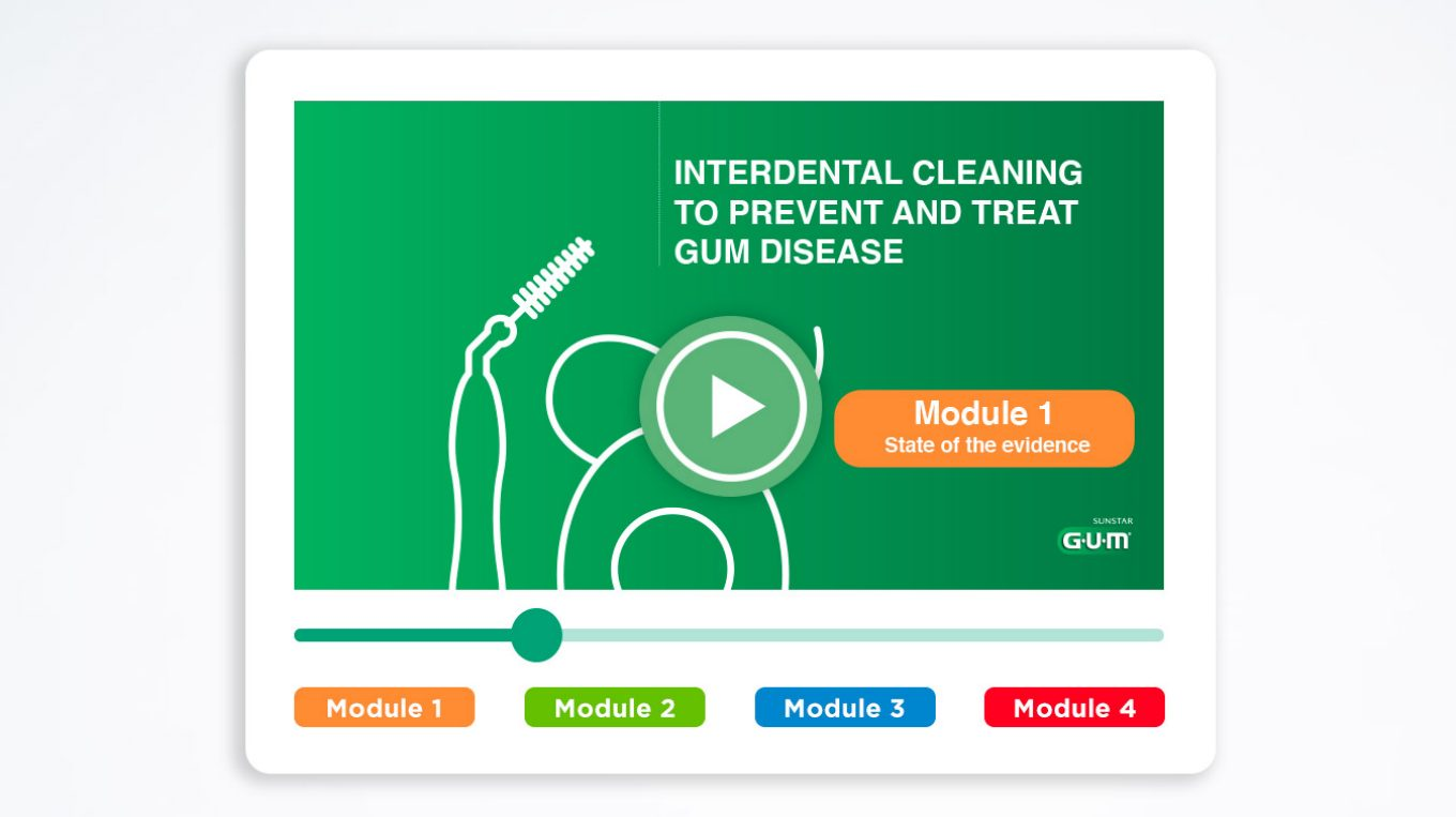 Module 1 Interdental Cleaning Virtual Training