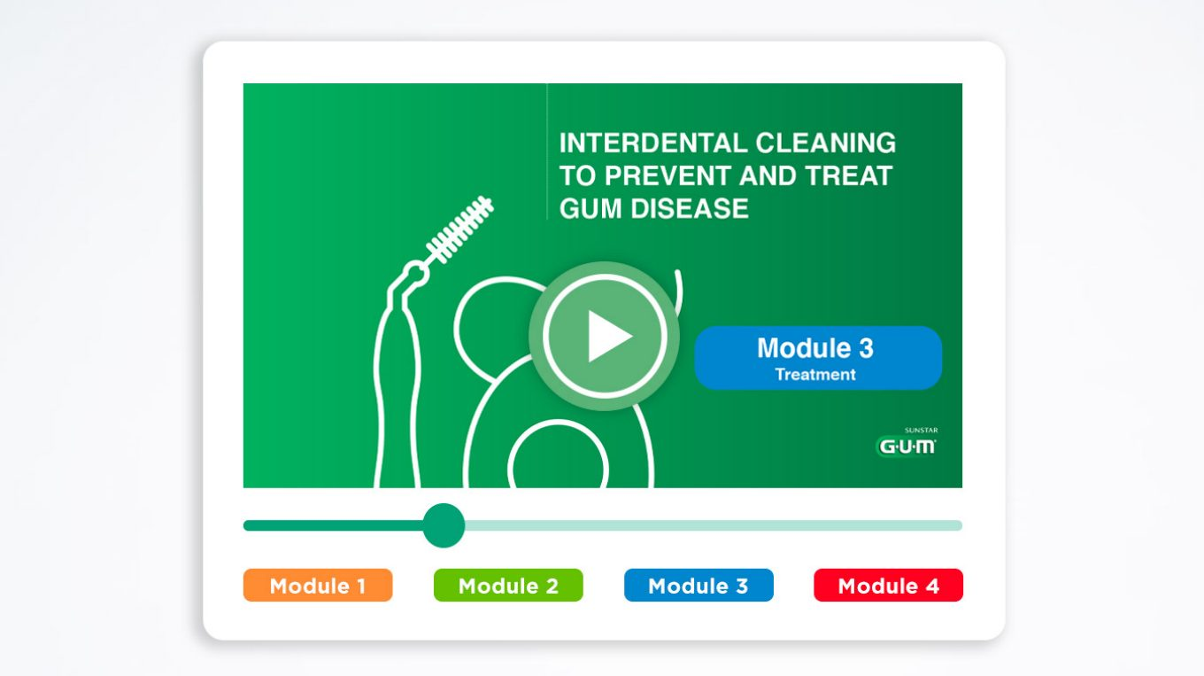 Module 3 Interdental Cleaning Virtual Training